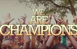 we are champions video for afcon 2016