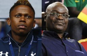 Clinton Njie snubs Roger Milla