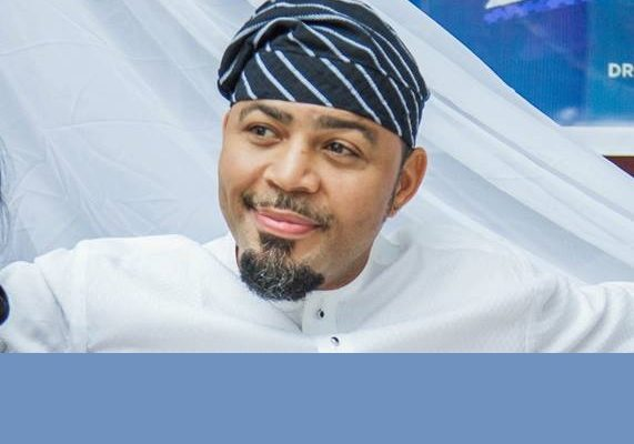 Ramsey Nouah donates to CAMIFF 2017
