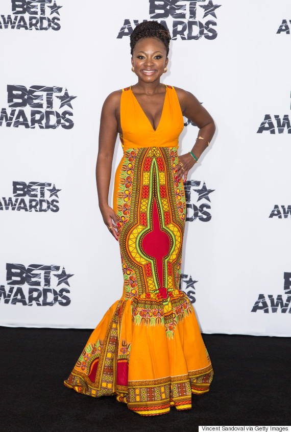 red carpet moment for cameroonian stars