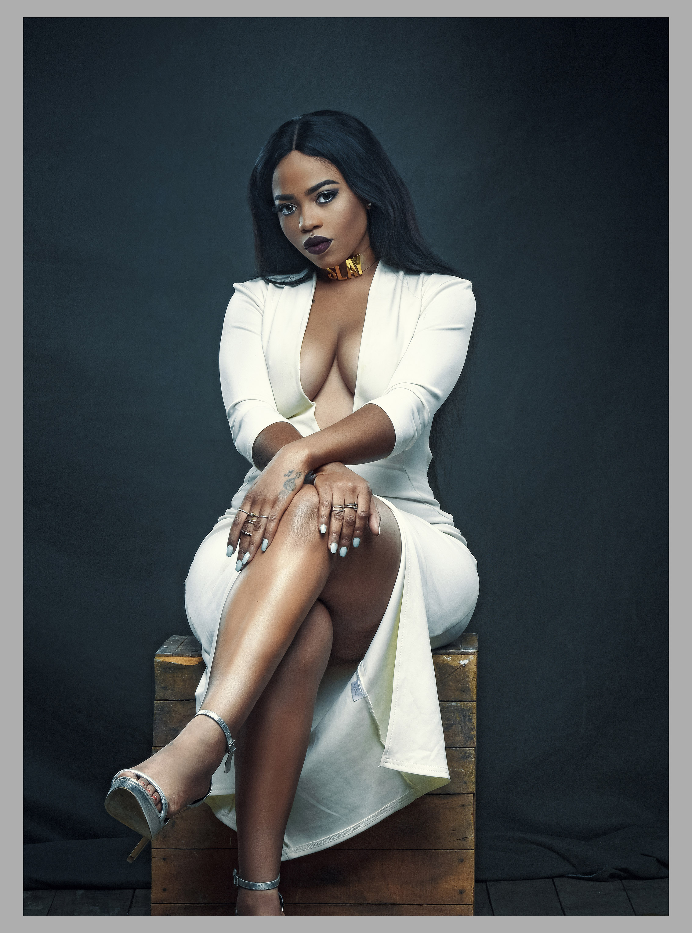 Blanche Bailly Cameroon richest female music act?