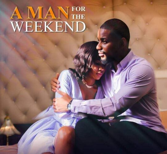 a man for the weekend cover