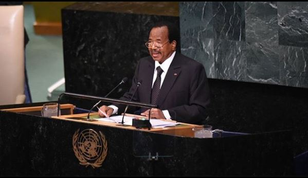 President Paul Biya joins Instagram