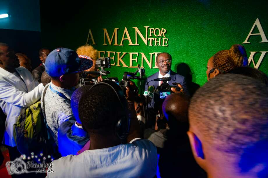 narcisse kombi a man for the weekend movie premiere