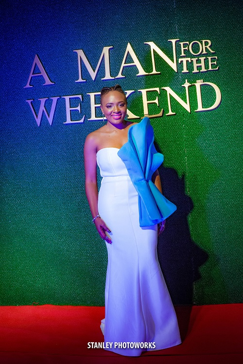 joan ngomba a man for the weekend premiere