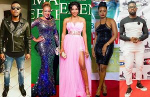 Cameroon fashion Awards nominees