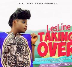 LesLine - Taking Over cover art