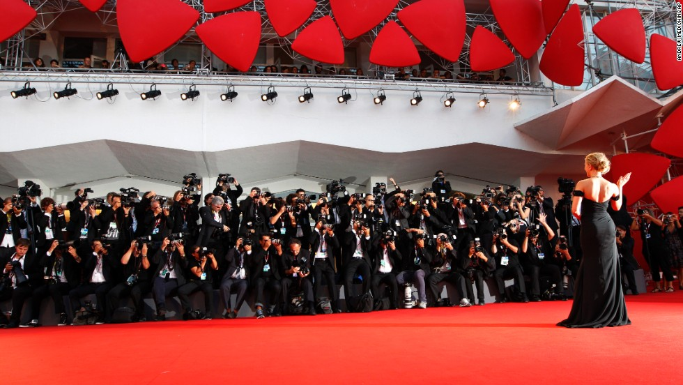 red carpet photographers