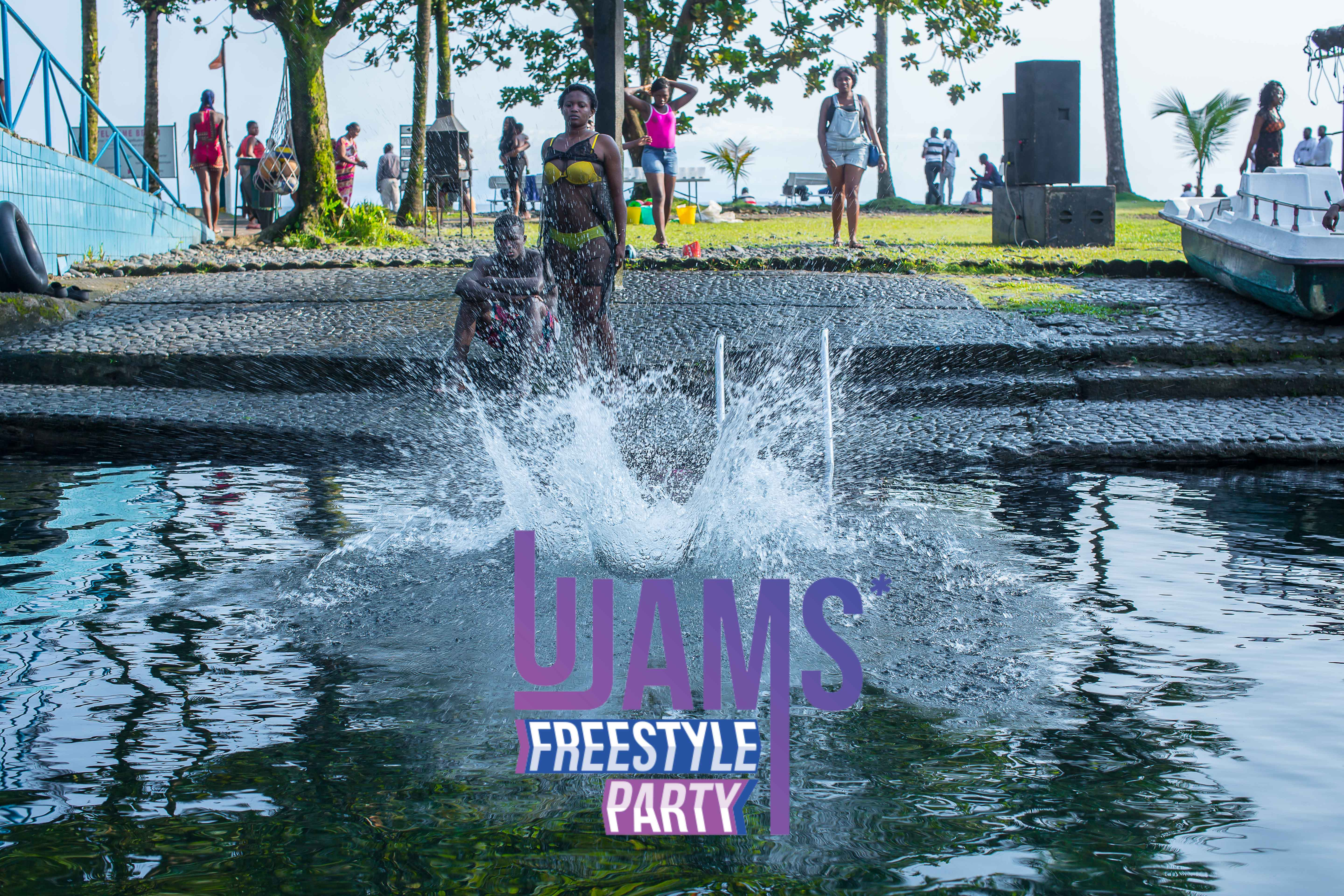 ujams freestyle party