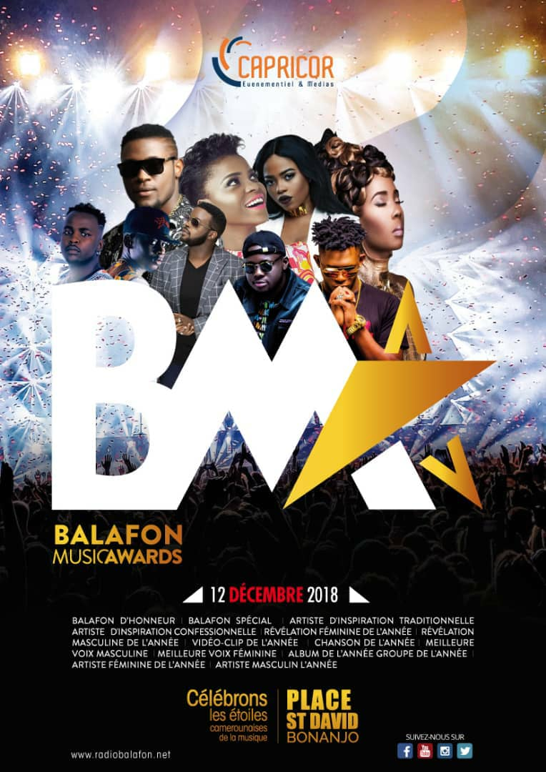 2018 Balafon Music Awards