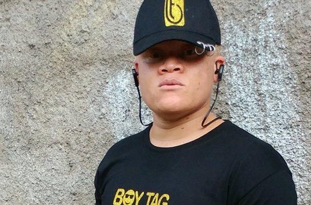 cameroonian rapper