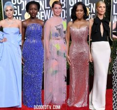 golden globes awards fashion