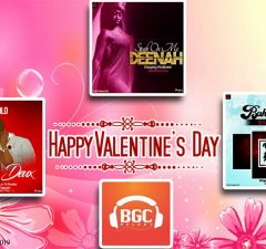 All three BGC Melody artists release Love themed singles in honour of Valentine's day watch videos
